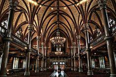 freier-raum:    Allhelgonakyrkan (All Saints Church) at Lund, Sweden