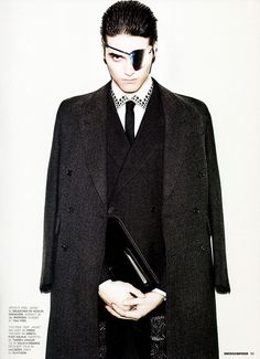 Dazed and Confused Editorial 2009  Shot by Matt Irwin    #Dazed and Confused #MattIrwin #Editorial #Mens #Fashion