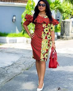 Hello fashionistas, here are some very lovely and latest ankara styles for trendy ladies.The ankara styles are in diferent styles to fit you for every occassion Ankara Long Gown Styles, Ankara Styles For Women, Ankara Short Gown Styles, Short Gowns, Ankara Gowns, Ankara Skirt, African Attire, African Dress, African Scarf