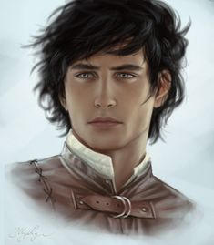 Will Herondale Fan Art: Will Fantasy Male, High Fantasy, Fantasy World, Character Portraits, Character Art, Art Masculin, Cosplay Disney, Bel Art, Will Herondale