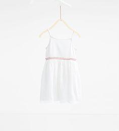 Obrázok 1 z Kombinované šaty od spoločnosti Zara