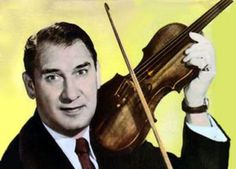"""Henry """"Henny"""" Youngman,   (March 16, 1906- February 24, 1998) The """"King of the One Liners"""" was a comedian and violinist."""