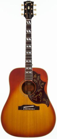 1965 Gibson Hummingbird Sunburst Acoustic Guitar, #361684. ... | Lot #51016 | Heritage Auctions