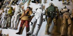 Exposition Star Wars    Du 4 octobre au 17 mars     Au Musée des Arts Déco