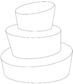 Round Cake Templates Great For Drawing Up Designs  Conversion