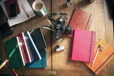 Monsieur Notebooks - A real leather alternative to Moleskine Agenda Book, Cl Shoes, Custom Journals, Personalized Notebook, Back To School Supplies, Leather Notebook, Kids Backpacks, Moleskine, Real Leather
