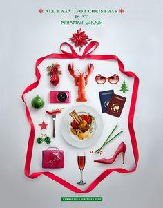 All I Want For Christmas E-Card on Behance