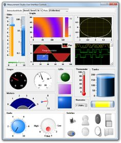 NI Measurement Studio 8 - Extensible Architecture and .NET Measurement Designers Deliver Flexibility and Robust I/O Connectivity - National Instruments