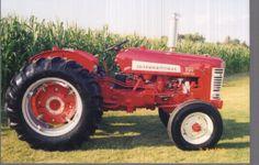 1957 Farmall 350 Utility