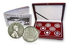 The Second World War Pacific Theater Eight Coin Presentation Box Set, Certificate as well as Story Card.This impressive collection of 8 coins highlights several of the trademark moments in the Pacific Theater during the Second World War. As Nazi Germany wreaked havoc in Europe, the Japanese Empire, already up in arms with China, looked for to broaden its substantial territorial reach. Japan wished that by assaulting the United States, it might persuade the Americans to promptly involve terms…