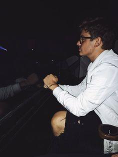 Jack at Bruno Mars concert