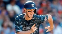 Wil Myers 1B...San Diego         The Canadian Press