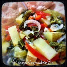 Made in Veg...Made in Yle: La minestra di pane toscana..ovvero la RIBOLLITA #vegan #cucinaregionale