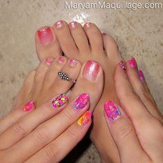 Nail Art, Toe Art!