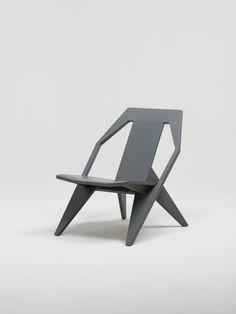 Medici Chair by Konstantin Grcic for Mattiazzi