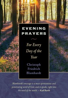 A Blessed Day: BOOK REVIEW- Evening Prayers