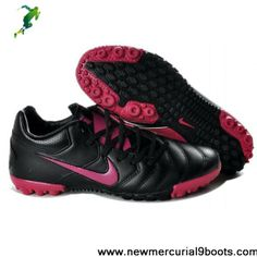 Latest Listing Nike Five - Bomba Pro Turf Boots in Black Pink Football Shoes On Sale Adidas Soccer Boots, Nike Boots, Cheap Football Boots, Football Shoes, Nike Outfits, Cheap Soccer Cleats, Store Nike, Pink Football, Air Max Sneakers