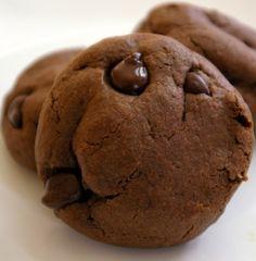 Goddess Chocolate Cookies - Cupcakepedia
