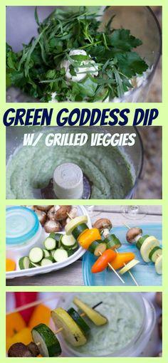 Green Goddess Dip wi