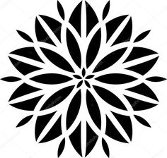 Amazing tattoo patterns and designs - Mandala Mandala Stencils, Tattoo Stencils, Stencil Patterns, Stencil Art, Stencil Designs, Wall Patterns, Tattoo Patterns, Manga Mandala, Mandala Art