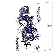 Dragon Tatoo Arm Sleeve,Tattoo Sleeves For Men,Seamless Arm Sleeves