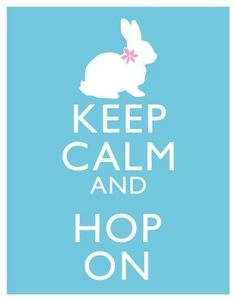 Keep Calm and Hop On Aweee that's so cute. xD