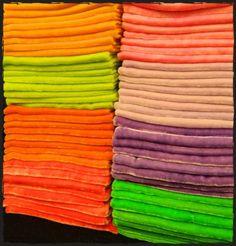 Sue Spargo- Hand Dyed Velvets