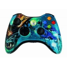 The Xbox 360 Rapid Fire Controller is compatible with all games and ships with adjustable rapid fire settings for the most popular 360 titles including the Call Of Duty series, Halo, Gears Of War series and Modern Warfare 2. LEDs integrated into the rapid fire controller provide a visual indication of which rapid fire mode you are currently in and are displayed around the Xbox 360 controller guide button. In addition, the integrated Xbox 360 IntensaFire includes unique modes