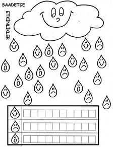 Seasons Activities, Learning Activities, Kids Learning, Preschool Weather, Preschool Activities, Literacy Worksheets, Simple Math, Learning Numbers, Preschool Printables