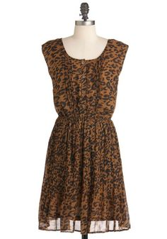 The Safari Side Dress