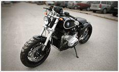 Galaxy Customs' BMW R1200R - Pipeburn - Purveyors of Classic Motorcycles, Cafe Racers & Custom motorbikes