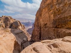 The Ancient City of Petra – half as old as time City Of Petra, Adventures In Wonderland, Entrance Gates, Old Pictures, Earth, Horses, History, Architecture, Places