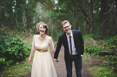 Retro Wedding Vow Renewals featured on Ruffled