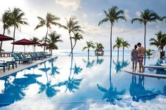 All Inclusive Honeymoon Deals and Packages: Azul Fives Hotel by Karisma