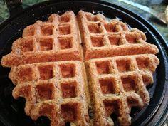 Whole-grain & seed power breakfast waffles or pancakes