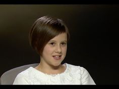 The BFG - Ruby Barnhill interview
