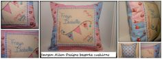 Cushion personalised