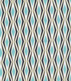 Cloud 9 Premium Cotton Fabric-Streaming Turquise