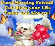 Good Morning Friend, Happy Wednesday