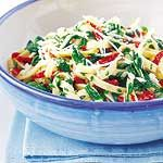 Herb and Spinach Pasta