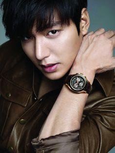 Lee Min Ho for Romanson