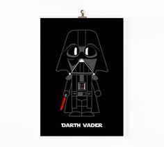 Rad | Cute Darth Vader