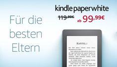 Ggdyby ktoś szukał, nie tylko dla swojej Mamy, to w niemieckim Amazonie trwa całkiem korzystna promocja na Kindle ;)