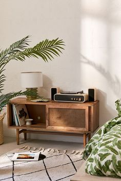 Check out Nalia Media Console from Urban Outfitters Cute Dorm Rooms, Cool Rooms, Living Room Designs, Living Room Decor, Bedroom Decor, Wood Furniture Living Room, Teen Bedroom, Living Area, Living Rooms