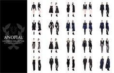 Sébastien Roy #AH2011 #Lookbook #anomalcouture #montreal #fashion Social Advertising, Parcs, Lookbook, Graphic Design, Couture, Explore, Movie Posters, City, Film Poster