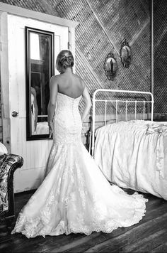 """""""A Country Wedding"""" Lisa Blevins Photography www.lisablevinsphotography.com"""
