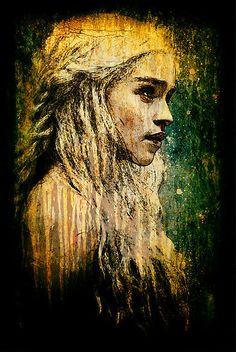 Daenerys by Deadmansdust