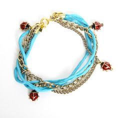 Bug Off Bracelet now featured on Fab.
