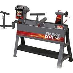 Nova DVR 2024 20'' x 24'' Lathe - Rockler.com Woodworking Tools