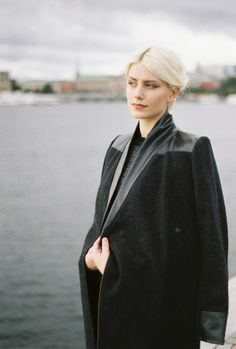 Wool & Cashmere Winter Coat, 129€ Order via  http://etsy.me/1ejgXM4 or email to meandmsk@gmail.com